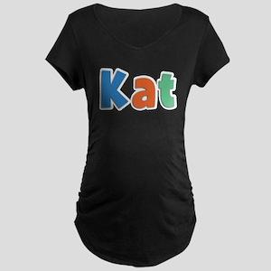 Kat Spring11B Maternity Dark T-Shirt