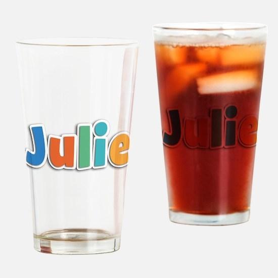 Julie Spring11B Drinking Glass