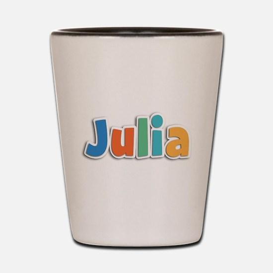 Julia Spring11B Shot Glass