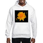 Yellow rose Hooded Sweatshirt