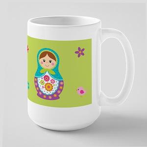 Matryoshka Laptop sleeve Mugs
