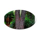 Tree 20x12 Oval Wall Decal