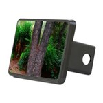 Tree Rectangular Hitch Cover