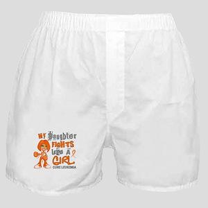 Licensed Fight Like a Girl 42.9 Leuke Boxer Shorts