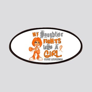 Licensed Fight Like a Girl 42.9 Leukemia Patch