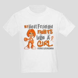 Licensed Fight Like a Girl 42.9 Kids Light T-Shirt
