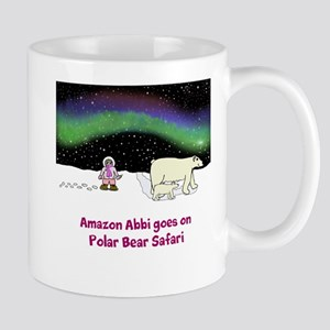 Polar Bear Safari Mug