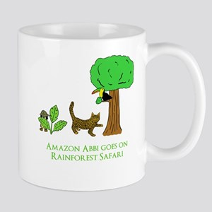 Rainforest Safari Mug