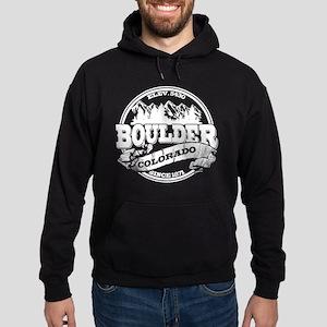 Boulder Old Circle Hoodie (dark)