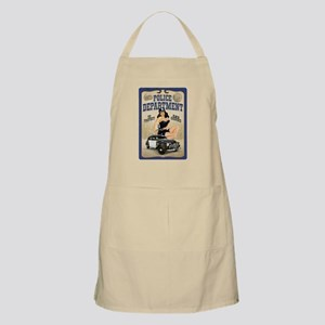Police Department Apron