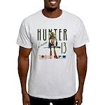 Hunter or Hunted 13 Light T-Shirt