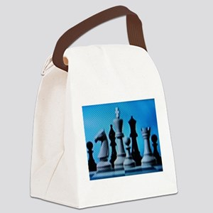 CHESS LOVE™ Canvas Lunch Bag