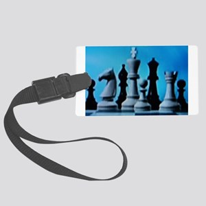 CHESS LOVE™ Large Luggage Tag