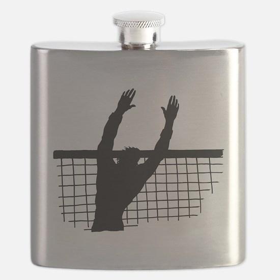 Volleyball Block Flask