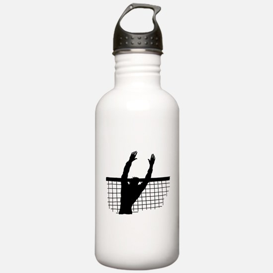 Volleyball Block Water Bottle