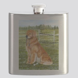 golden obedience Flask