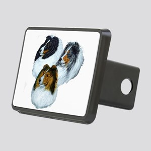 2-just vers heads Rectangular Hitch Cover