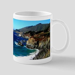 Big Sur on the Pacific Coast Mug