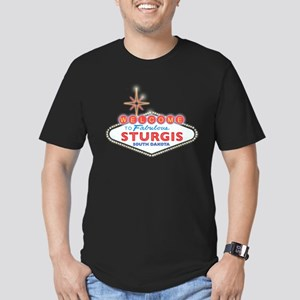 Fabulous Sturgis Men's Fitted T-Shirt (dark)