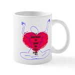 Glad Heart Mug