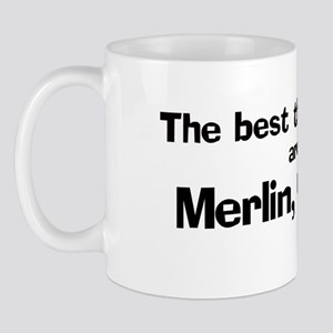 Merlin: Best Things Mug