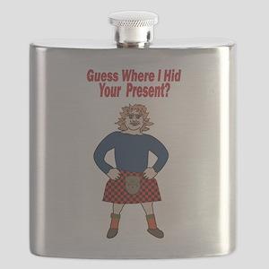Sexy Scotsman Flask