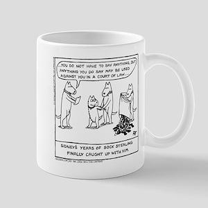 The Dawn Raid - Mug