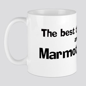 Marmot: Best Things Mug