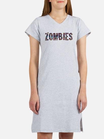 zombies Women's Nightshirt