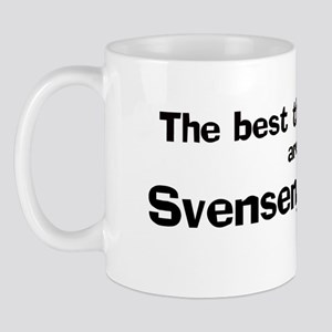 Svensen: Best Things Mug