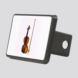 Fiddle Rectangular Hitch Cover