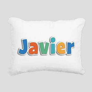Javier Spring11B Rectangular Canvas Pillow