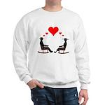 Hearts Rock Sweatshirt