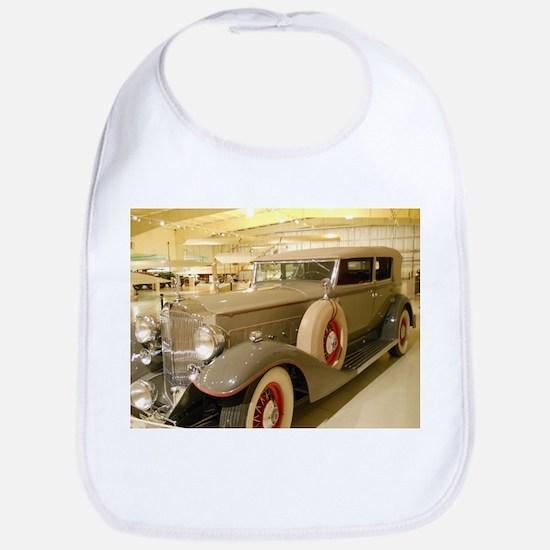 1933 Packard Sedan Bib