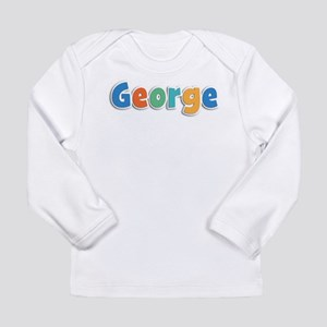George Spring11B Long Sleeve Infant T-Shirt