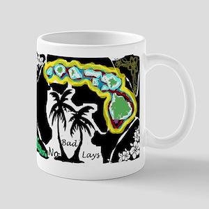 No Bad Lays Hawaiian Kine Mug