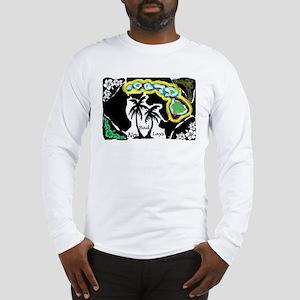 No Bad Lays Hawaiian Kine Long Sleeve T-Shirt