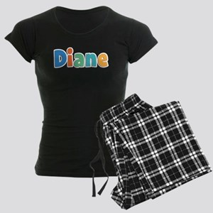 Diane Spring11B Women's Dark Pajamas
