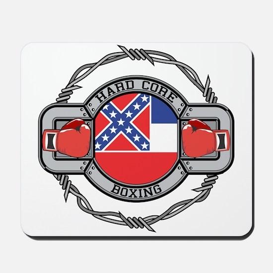 Mississippi Boxing Mousepad