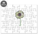 Himawari - Zen Sunflower Puzzle