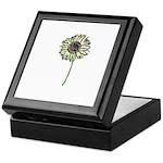 Himawari - Zen Sunflower Keepsake Box