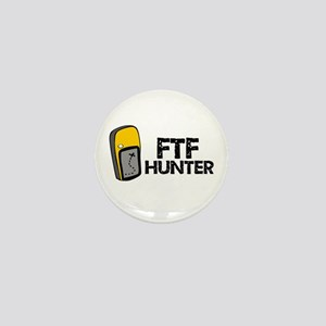 FTF Hunter Mini Button