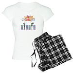 Step it up - Step Aerobics Women's Light Pajamas