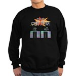 Step it up - Step Aerobics Sweatshirt (dark)