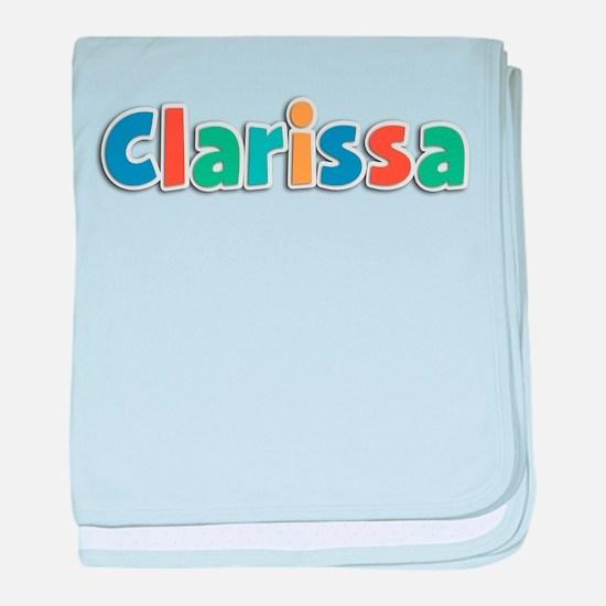 Clarissa Spring11B baby blanket