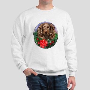 Boykin Spaniel Christmas Sweatshirt