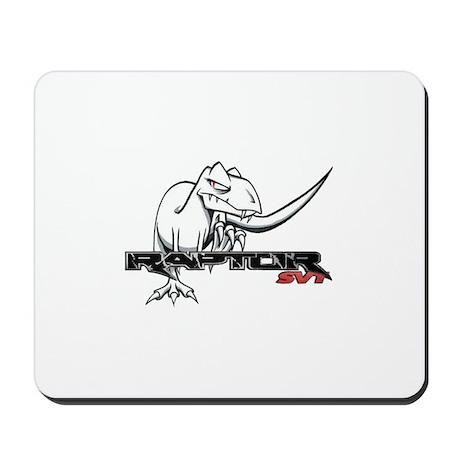 Ford Raptor SVT Mousepad by meezerlady