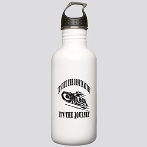 It's the Journey Stainless Water Bottle 1.0L