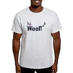 Woof! Light T-Shirt