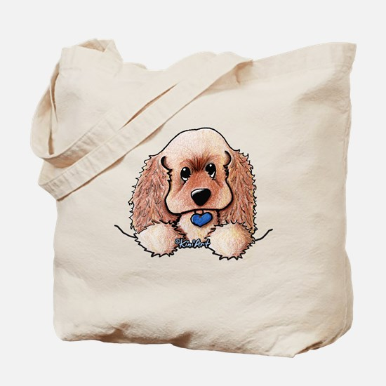ASCOB Cocker Spaniel Tote Bag